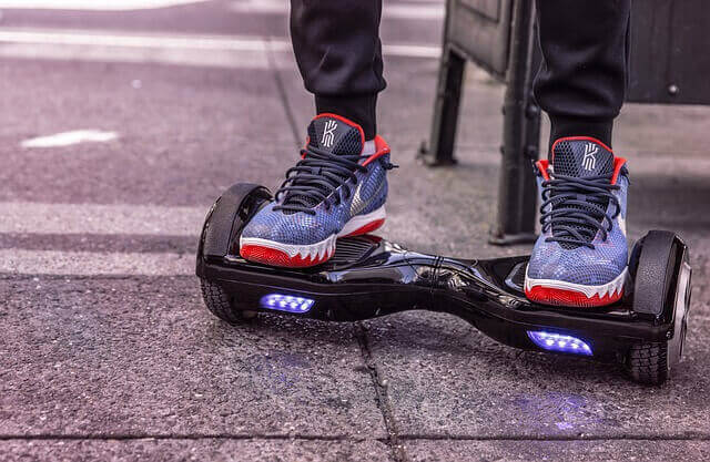 Can You Sit on a Hoverboard